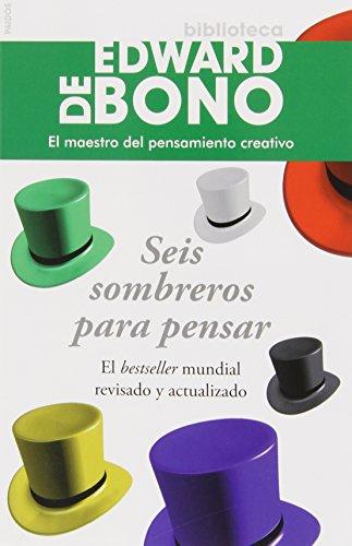 Seis sombreros para pensar (Paperback)