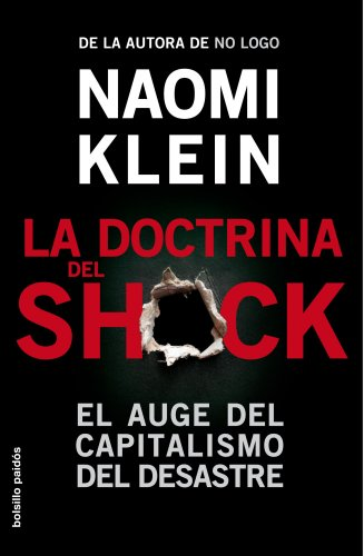 9788449323454: La doctrina del shock (Spanish Edition)