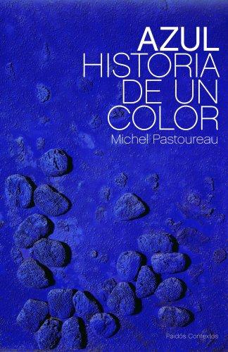 9788449323676: Azul: historia de un color