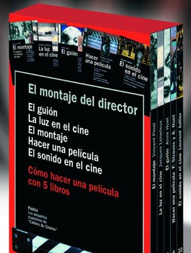 9788449323775: Montaje del Director (5 Vols.)