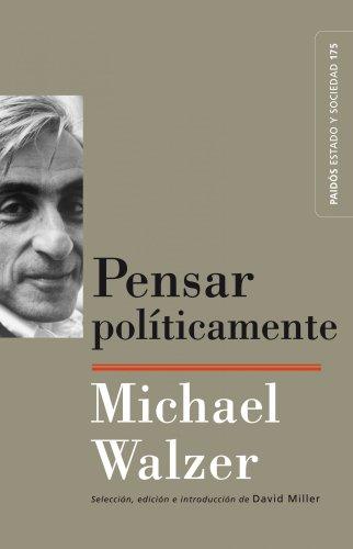 9788449323812: PENSAR POLITICAMENTE (Spanish Edition)