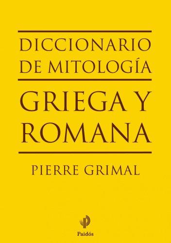 9788449324628: Diccionario de mitología griega y romana (Lexicon (paidos))