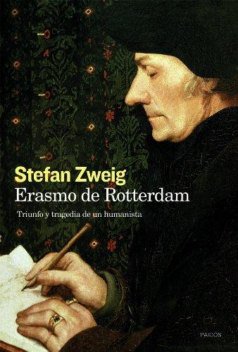 9788449326332: Erasmo de Rotterdam: Triunfo y tragedia de un humanista (Testimonios)