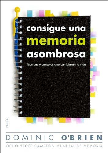 9788449326578: Consigue una memoria asombrosa