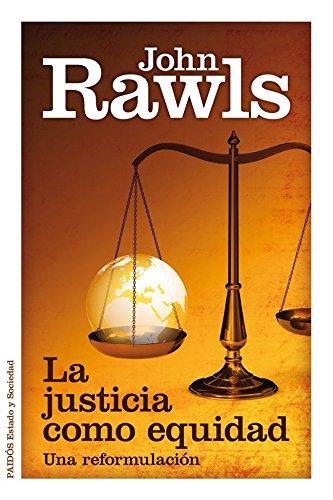 9788449326974: La justicia como equidad