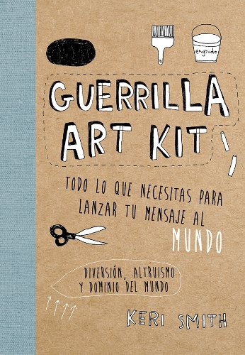 9788449329678: Guerrilla Art Kit