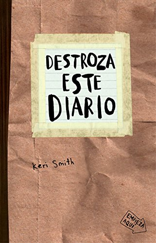 Destroza este diario : Craft: Smith, Keri