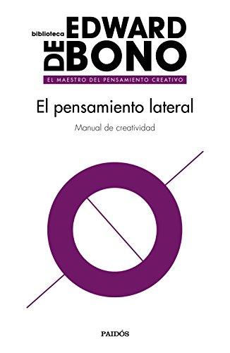 9788449334092: El pensamiento lateral: Manual de creatividad (Biblioteca Edward De Bono)