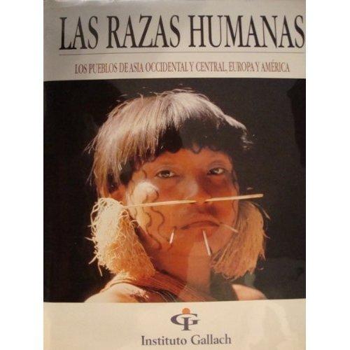 9788449407949: Las Razas Humanas (Spanish Edition)
