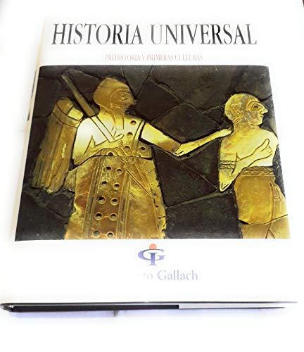 9788449408281: Historia universal, 10 tomos