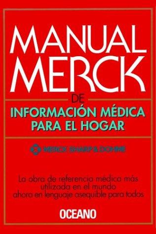Imprescindible manual merck de medicina sold through direct sale.