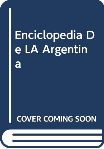 9788449412158: Enciclopedia de la Argentina