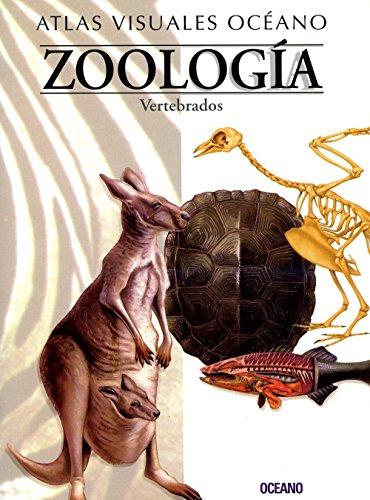 Atlas visual de Zoologia vertebrados/ Visual Atlas of the Vertebrate Zoology (Atlas Visuales) ...