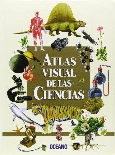 9788449413087: Atlas visual de las ciencias(con CD)