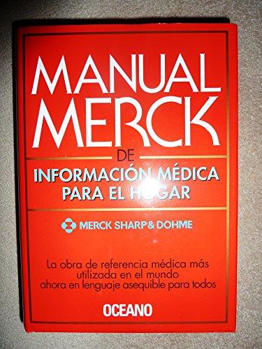 9788449413582: Manual Merck (Spanish Edition)