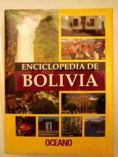 9788449414282: Enciclopedia De Bolivia (Spanish Edition)