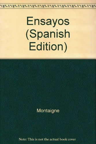 9788449414565: Ensayos (Spanish Edition)