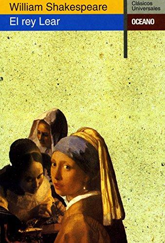 9788449415371: El Rey Lear / King Lear (Clasicos Universales/ Universal Classics) (Spanish Edition)