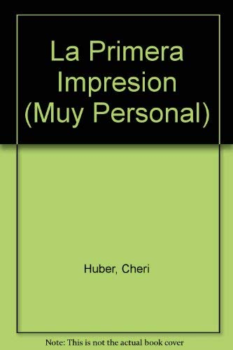9788449417313: LA Primera Impresion (Muy Personal) (Spanish Edition)