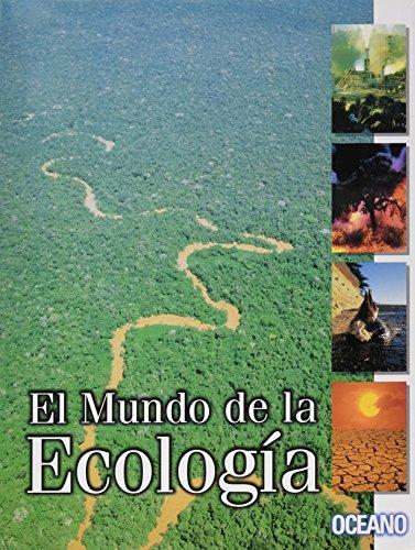 9788449419393: El Mundo De La Ecologia (Spanish Edition)