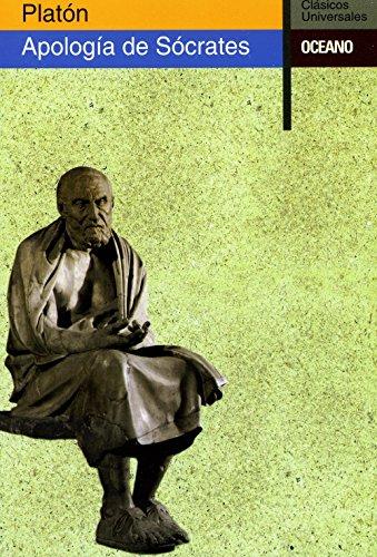 9788449419713: Apologia de Socrates/ Apology of Socrates: Criton. Fedon (Clasicos universales/ Universal Classics)