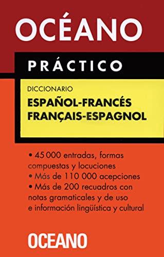 9788449420221: Océano Práctico Diccionario Español - Francés / Français - Espagnol (Diccionarios)