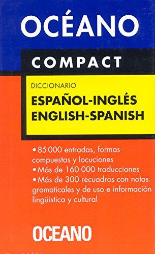 9788449420306: Diccionario Oceano Compact Espanol-Ingles (Diccionarios) (Spanish Edition)