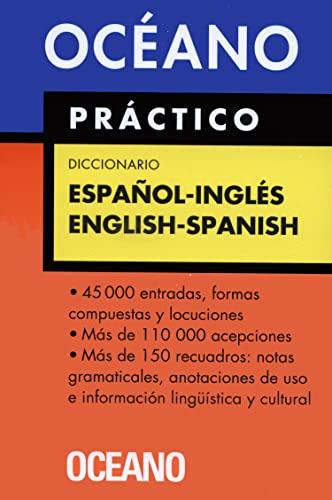 9788449420511: Diccionario Oceano Practico Espanol-Ingles (Diccionarios) (Spanish Edition)