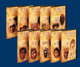 9788449422393: PUEBLOS DE LA TIERRA (DOCUMENTALES)