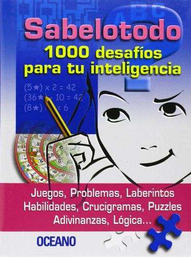 Sabelotodo: 1000 Desafios Para Tu Inteligencia/1000 Brain