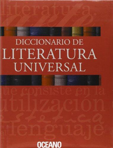 Diccionario de Literatura Universal Océano. Libro + CD-ROM: OCÉANO