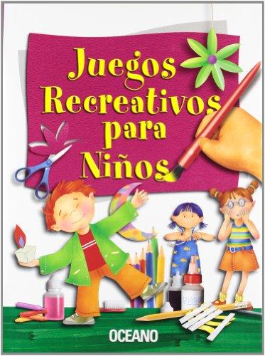 9788449424649: Juegos recreativos para niños