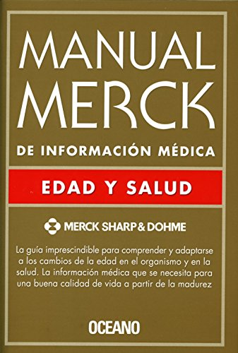 9788449426995: Manual Merck de Informacion Medica: Edad y Salud (Spanish Edition)