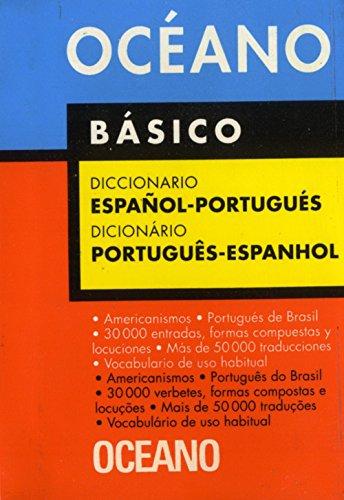 9788449427367: Océano Básico. Diccionario Español-Portugués / Português-Espanhol (Diccionarios)