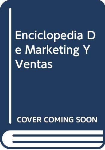 9788449427596: Enciclopedia De Marketing Y Ventas (Spanish Edition)