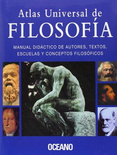 Atlas universal de filosofía :