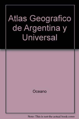 9788449429842: Atlas Geografico de Argentina y Universal (Spanish Edition)