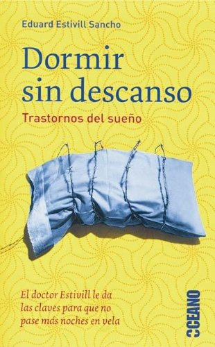 9788449437182: Dormir sin descanso/ Restless Sleep
