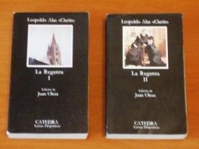 9788449500015: La Regenta II