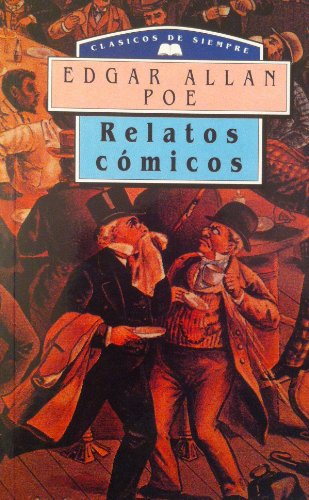 Relatos cómicos: Allan Poe, Edgar