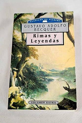 9788449500268: Rimas y Leyendas: Classicos de Siempre