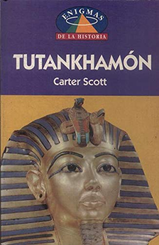 9788449504198: Tutankhamon (Spanish Edition)