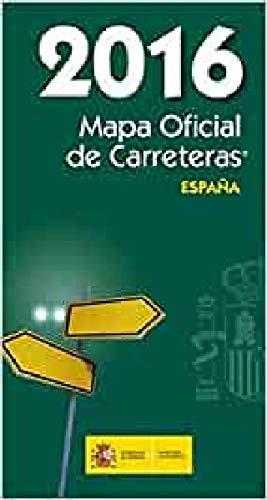 Mapa oficial de carreteras 2016: Secretaría General Técnica,