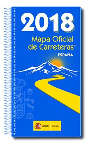 MAPA OFICIAL DE CARRETERAS 2018 ESPAÑA (Paperback)