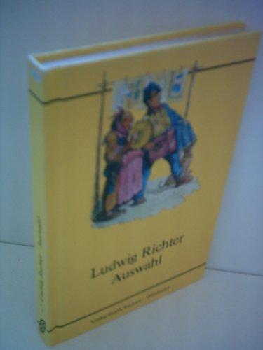 9788449933486: Ludwig Richter. Auswahl.