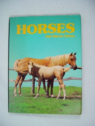 9788449950469: The Color Nature Library: Horses