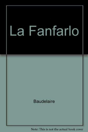 9788449969195: La Fanfarlo