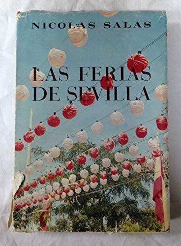 9788450010923: Las ferias de Sevilla