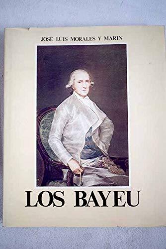 Los Bayeu: Jose Luis Morales
