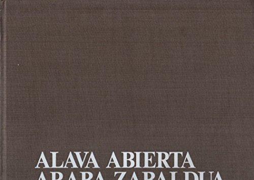 9788450034479: Alava Abierta, Araba Zabaldu